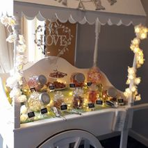 Candy Cart - Wedding Hire